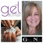 Caireen of 'Glitzy Nailz' Freelance nail technician, Cumbernauld,