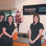 Staff at Beautopia Beauty Broadwood Cumbernauld