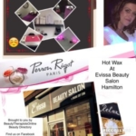 Evissa Beauty Salon Hamilton Scotland