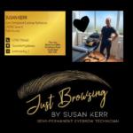 Just Browsing' by Susan Kerr, Coatbridge